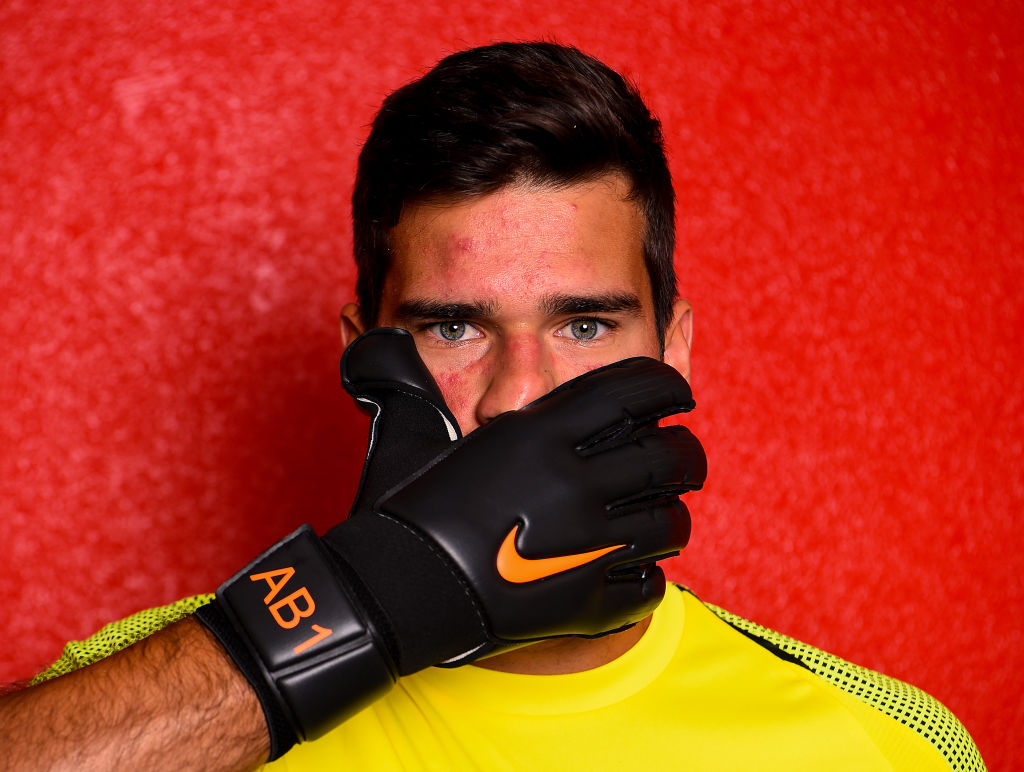 Pele sends message of support to Alisson after completing Liverpool switch