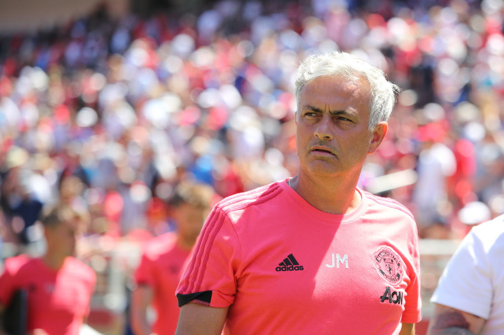Jose Mourinho ends Manchester United's hunt for a new left-back despite Alex Sandro links
