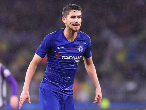 Pep Guardiola compares Jorginho's Chelsea U-turn to Alexis Sanchez's Manchester United switch