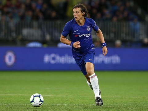 David Luiz makes decision on Chelsea future after Maurizio Sarri arrival