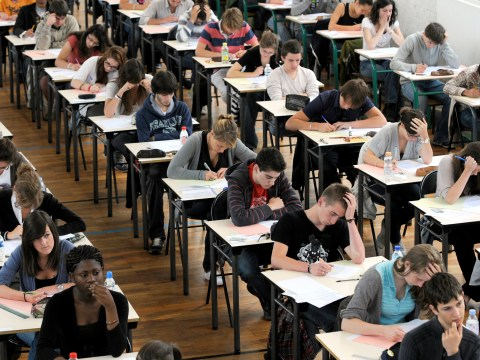 The pressure to achieve in exams has left thousands of teens like me struggling with mental health