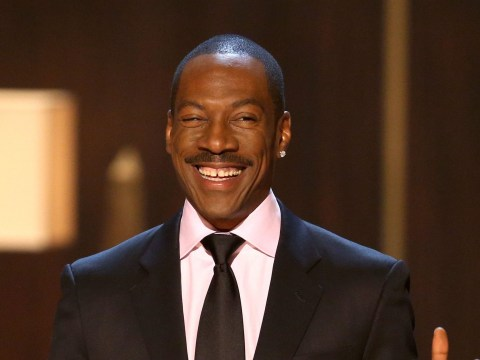Daddy Day Care indeed: Eddie Murphy's 10th child will be a baby boy