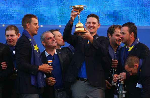 Justin Rose worried by Europe's lack of Majors ahead of the Ryder Cup