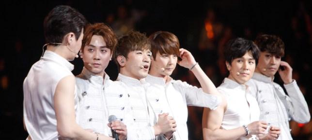 legendary kpop band shinhwa returns