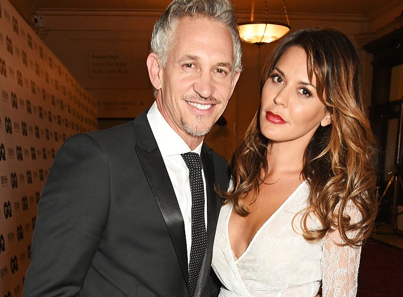 Gary Lineker flies back from Russia World Cup to support ex Danielle Bux at mum's funeral