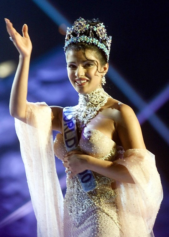Priyanka Chopra Too Dark To Be Crowned Miss India Claimed One