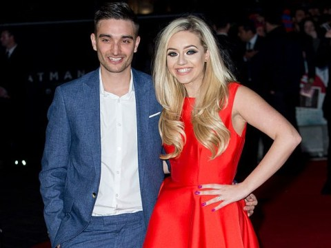 The Wanted's Tom Parker marries Kelsey Hardwick in lavish wedding with Max George and Jay McGuinness by his side