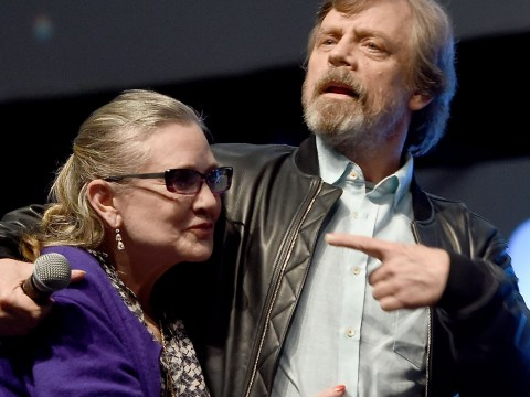 Mark Hamill says Carrie Fisher Star Wars IX role is 'bittersweet' as he pays tribute to long-time co-star