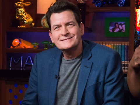 Charlie Sheen had to check on sleeping house party guests 'to make sure they hadn't died'