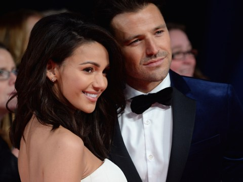 Mark Wright's dad sparks speculation Michelle Keegan is pregnant with cryptic caption