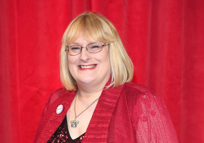 Annie Wallace Hollyoaks actress
