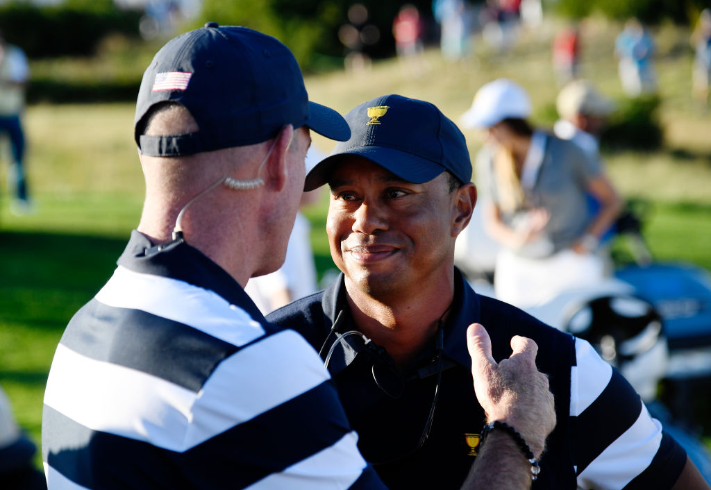 Tiger Woods not assured of Ryder Cup wildcard says captain Jim Furyk