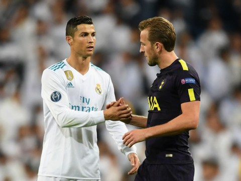 Real Madrid fans request Harry Kane replaces Cristiano Ronaldo
