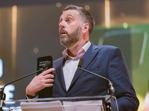 Iain Lee suffers 'car crash' radio show after calling listener a 'c**t'