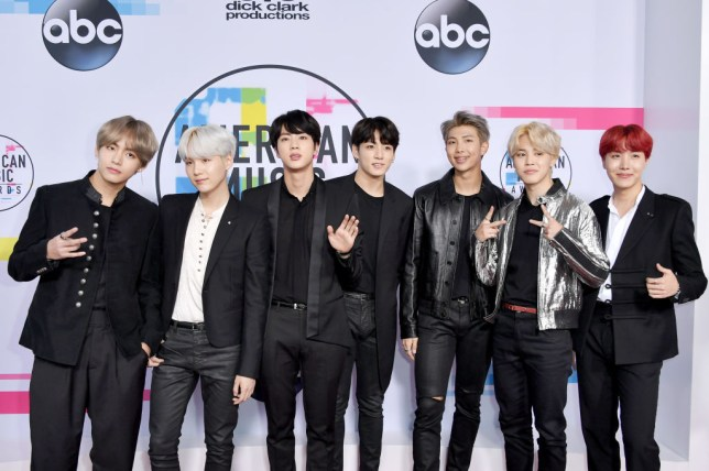 BTS unable to participate in Michael Jackson tribute song