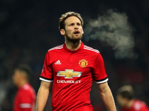 Ajax confirm they are trying to re-sign Manchester United defender Daley Blind