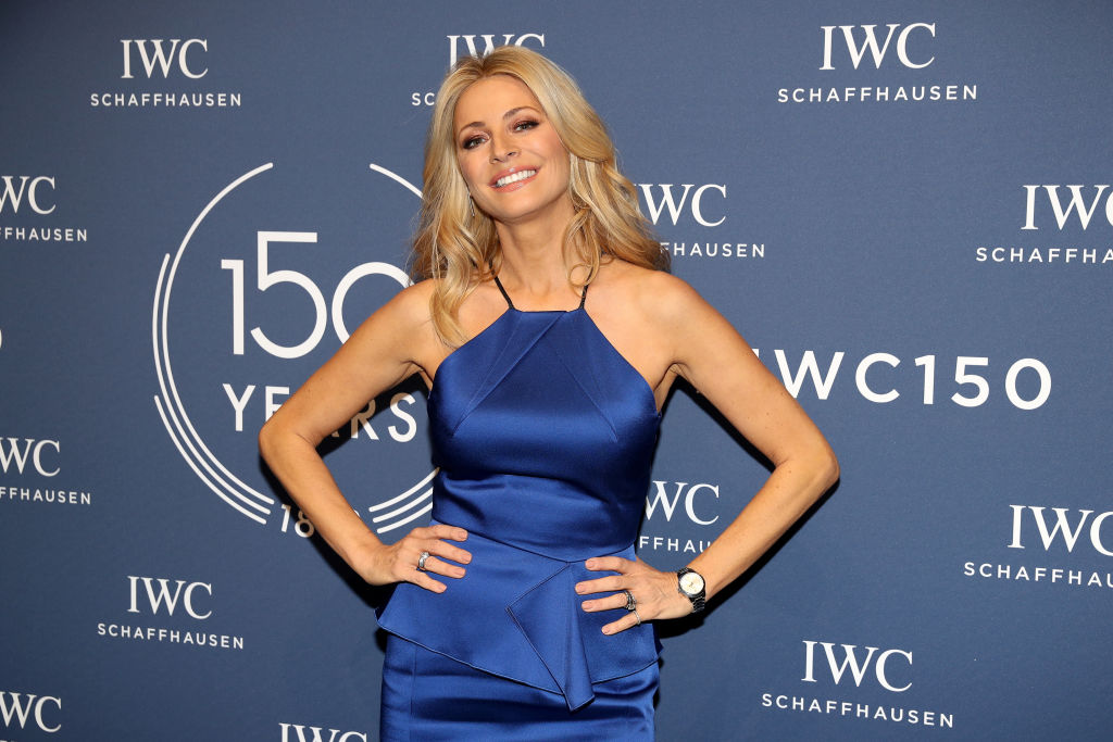Tess Daly has no time for ageism and sexism on telly as she celebrates being 'great age' of 49