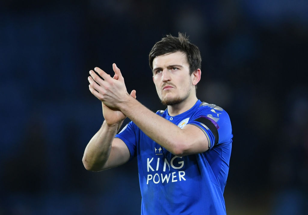Manchester United stunned as Leicester City demand £75m for Harry Maguire