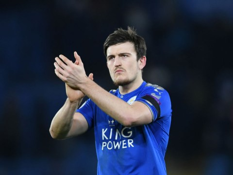 Harry Maguire looking forward to new season with Leicester despite failed Manchester United bid