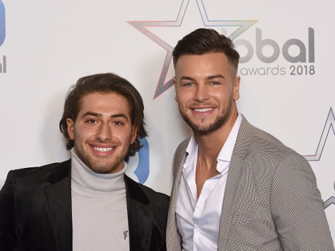 Chris Hughes admits he and Kem Cetinay treated themselves to spa days during Celebrity Hunted