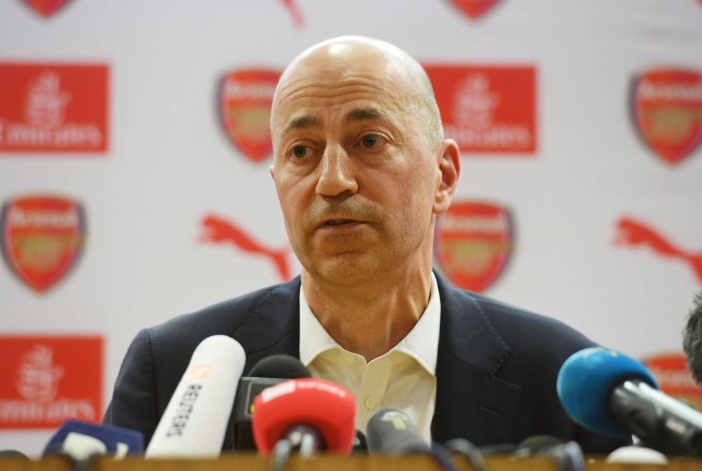 Ivan Gazidis set to make shock Arsenal exit and join AC Milan