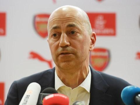 Ivan Gazidis steps down at Arsenal and will join AC Milan
