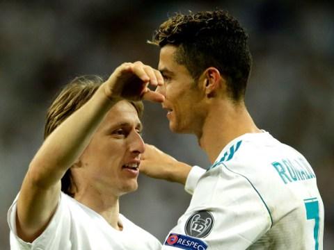 Luka Modric hopes Cristiano Ronaldo snubs Juventus and stays at Real Madrid