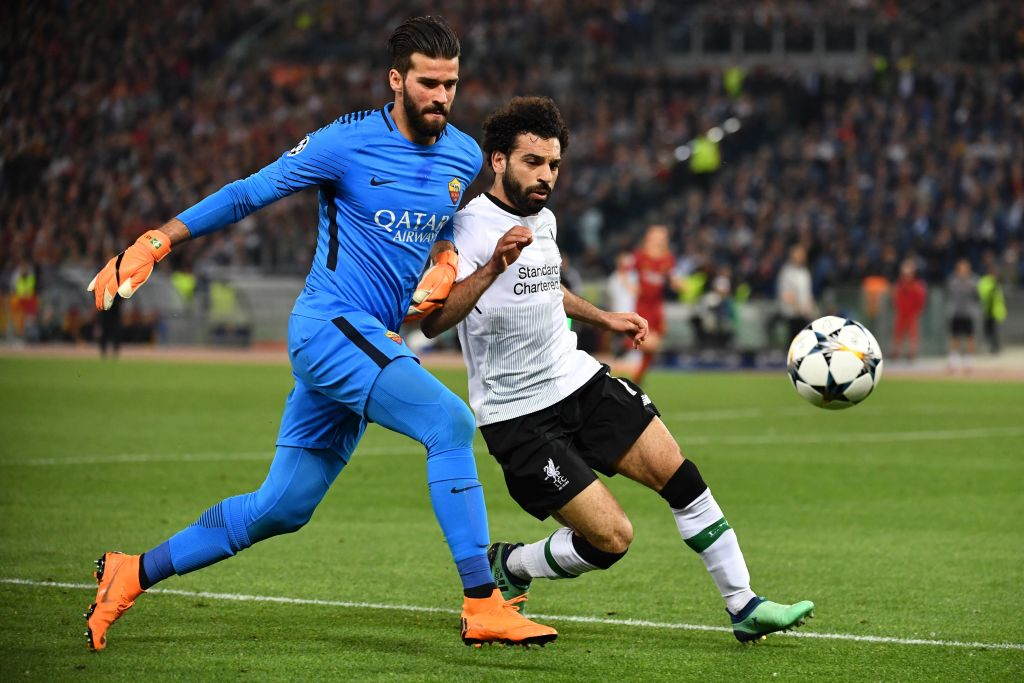 Alisson reveals message from Mohamed Salah about Liverpool transfer