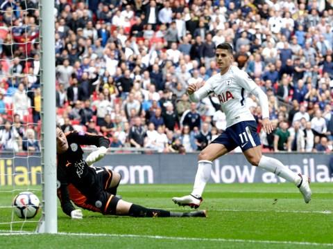Tottenham winger Erik Lamela signs two-year contract extension