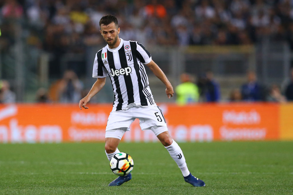 Manchester City leading the race to sign Miralem Pjanic for £89 million from Juventus
