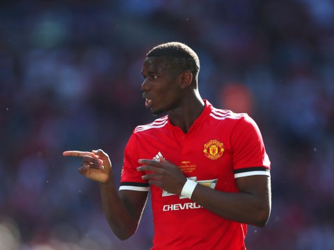 Jamie Redknapp tells Jose Mourinho to make Paul Pogba his Manchester United captain