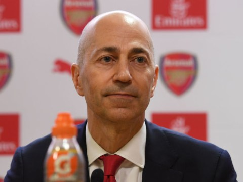 Arsenal chief executive Ivan Gazidis closing in on AC Milan move