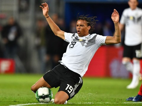 Manchester City confident of agreeing new Leroy Sane deal following Germany World Cup snub