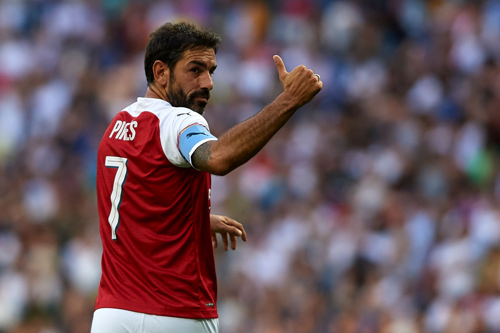 Robert Pires believes Unai Emery is Arsenal's best signing of the summer
