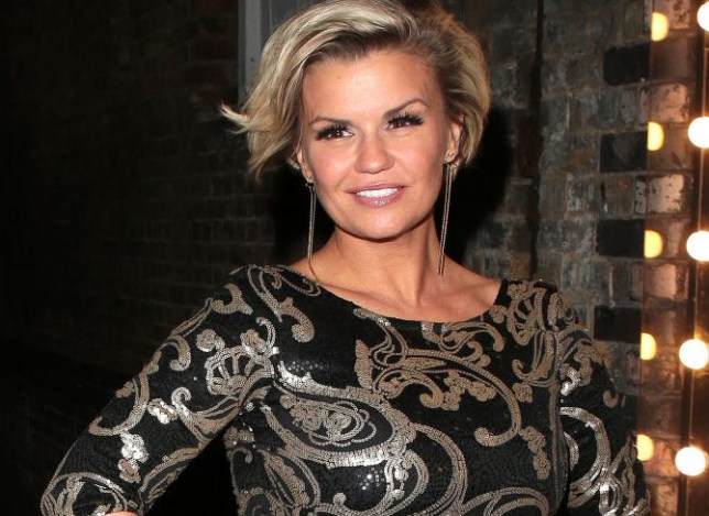 Kerry Katona thanks Celebs Go Dating for helping her - Metro