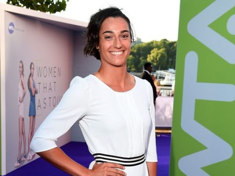 Caroline Garcia looks to fulfil Andy Murray prophecy as she goes under the radar at Wimbledon