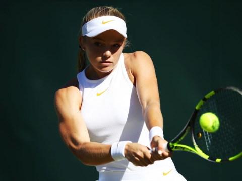 Wimbledon 2018 Britwatch: Swan flies high as Dart narrowly misses target
