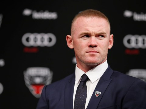 Wayne Rooney takes dig at Everton after completing DC United transfer