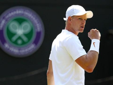 British top seeds Kyle Edmund and Johanna Konta advance at Wimbledon