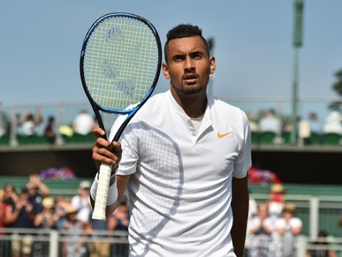 Nick Kyrgios fires warning to Wimbledon favourites Roger Federer, Novak Djokovic and Rafael Nadal