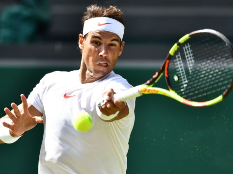 Rafael Nadal begins quest for third Wimbledon title with emphatic victory over Dudi Sela