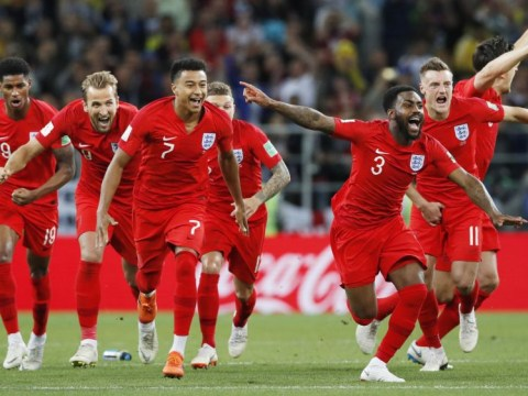 How the world reacted to England's dramatic penalty shootout win over Colombia