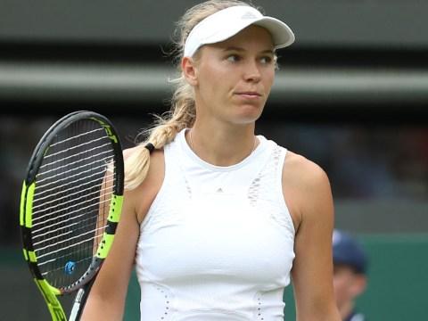 Caroline Wozniacki fires shots at Ekaterina Makarova after early Wimbledon exit