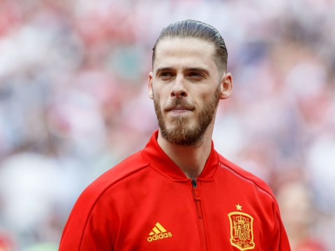 David De Gea no longer interested in signing for Real Madrid