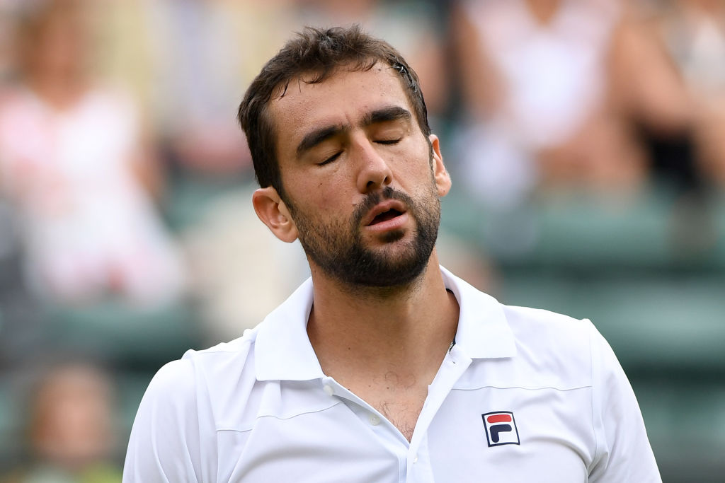Number three seed Marin Cilic speaks out after shock Wimbledon exit