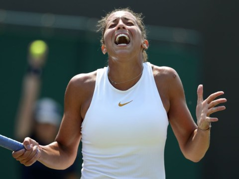 Madison Keys admits Serena Williams distracted her in Wimbledon exit