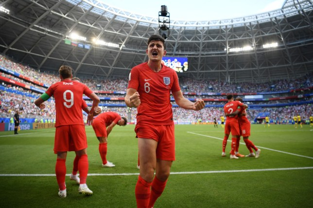3a332474e Can Harry Maguire and England make it into the World Cup final  (Picture   Getty Images)