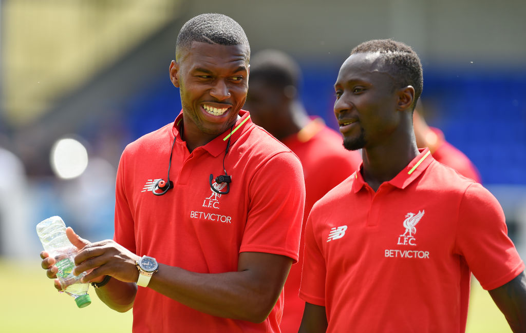 Daniel Sturridge admits he is 'surprised' by quality of new Liverpool signing Naby Keita