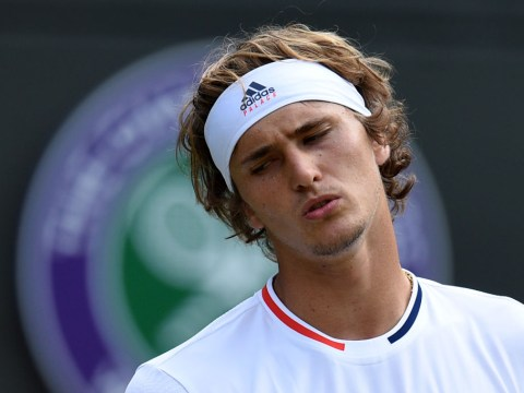 World number three Alexander Zverev speaks out on shock Wimbledon exit