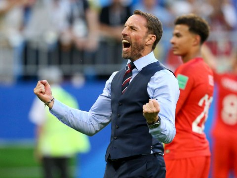 Where to buy the Gareth Southgate waistcoat and his full World Cup outfit, although it's not cheap